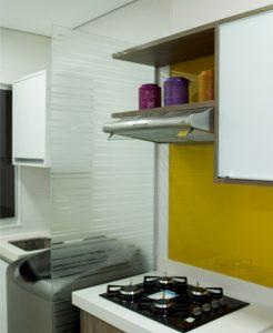 cozinha com depurador