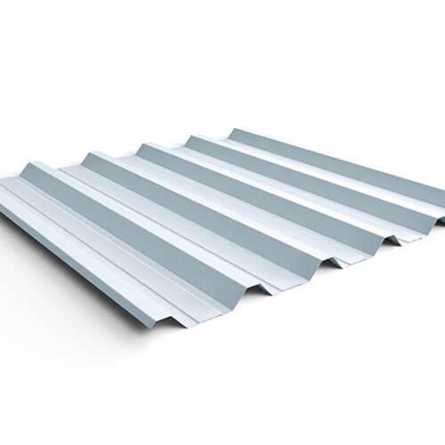 Telha em alumínio galvanizado